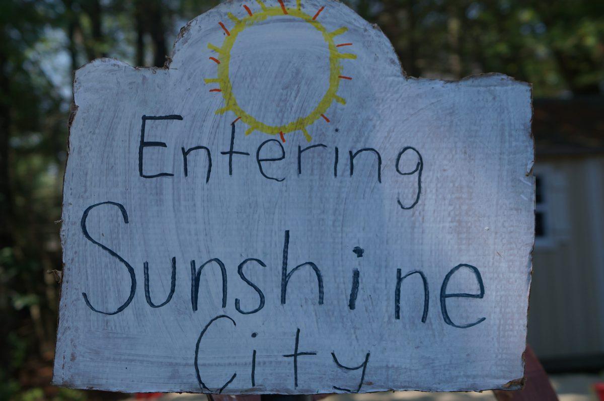 Welcome to Sunshine City!
